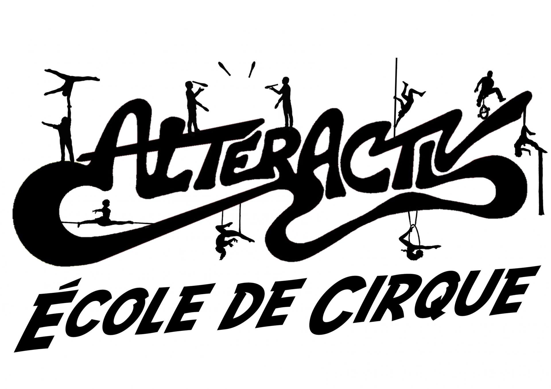 Alteractiv ecole de cirque logo