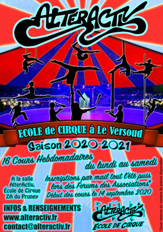 Circusschool leversoud