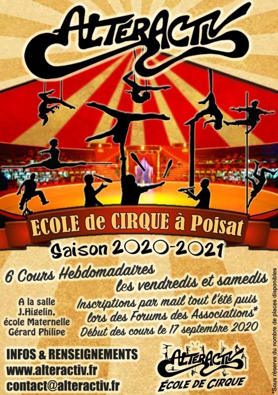 Circusschool poisat2021