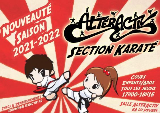 Karate new2122
